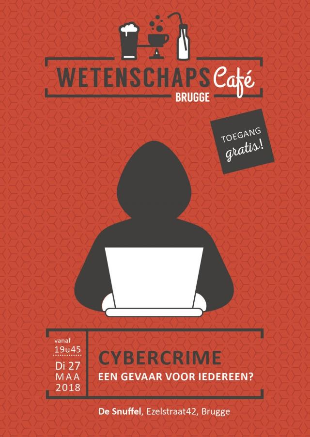 Cybercriminaliteit: ook jouw probleem?