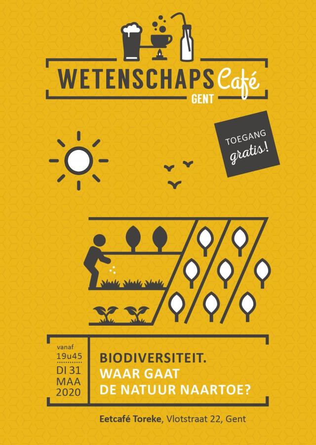 Biodiversiteit - GEANNULEERD!!