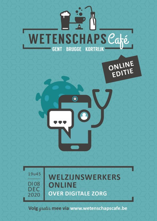 Welzijnswerkers online