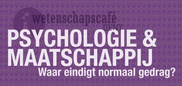 Psychologie en maatschappij: waar eindigt normaal gedrag?